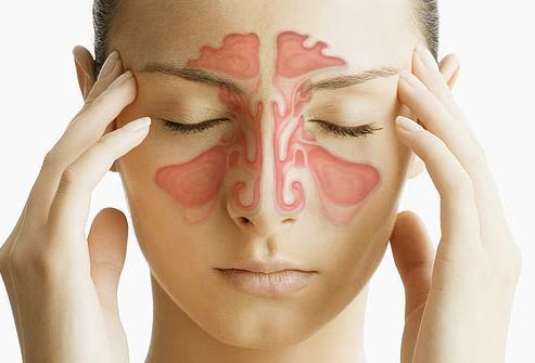 Upala sinusa i uha, prehlada, kašalj, gripa i grlobolja